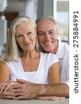 Portrait Of Senior Couple  Man...