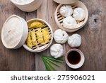 Baozi Chinese Dumplings On...
