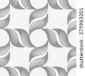 modern seamless pattern.... | Shutterstock .eps vector #275963201