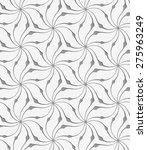modern seamless pattern.... | Shutterstock .eps vector #275963249