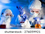 science  chemistry  biology ... | Shutterstock . vector #276059921