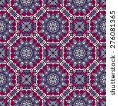 seamless pattern. vintage... | Shutterstock .eps vector #276081365