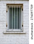 Window With A Lattice In A...
