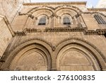 Temple Of The Holy Sepulchre O...