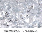 close up of the diamonds... | Shutterstock . vector #276133961