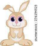 rabbit | Shutterstock .eps vector #276194525