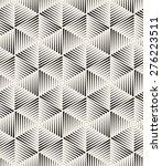 vector seamless pattern. modern ... | Shutterstock .eps vector #276223511
