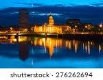 The Custom House In Dublin ...