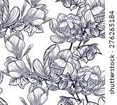 abstract elegance seamless... | Shutterstock . vector #276265184