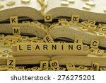 learning | Shutterstock . vector #276275201