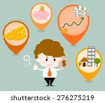 there are many types of... | Shutterstock .eps vector #276275219