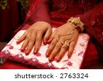 asian lady hands with hannah | Shutterstock . vector #2763324