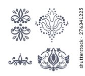 vector design template. label... | Shutterstock .eps vector #276341225