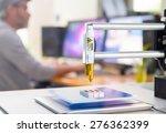 new generation of 3d printing... | Shutterstock . vector #276362399
