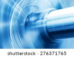 industrial background. drilling ... | Shutterstock . vector #276371765