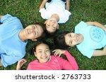 asian family | Shutterstock . vector #2763733