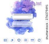 business design banner template ... | Shutterstock .eps vector #276375491