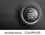 Small photo of Engine start button