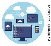 code editor digital devices...