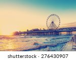 retro photo filter effect  ... | Shutterstock . vector #276430907