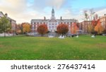 blurred background of undergrad ... | Shutterstock . vector #276437414