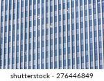 office building  glass wall... | Shutterstock . vector #276446849