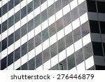 office building  glass wall... | Shutterstock . vector #276446879