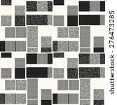 abstract striped block textured ... | Shutterstock .eps vector #276473285