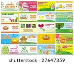 20 spring easter cards. . to...