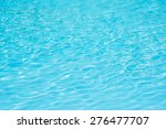 blue pool water ripples.... | Shutterstock . vector #276477707