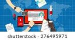 health medical record... | Shutterstock .eps vector #276495971