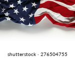 Stock photo american flag for memorial day or th of july 276504755