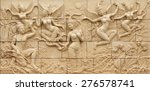 the artwork on the walls... | Shutterstock . vector #276578741