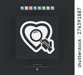 love search | Shutterstock .eps vector #276591887