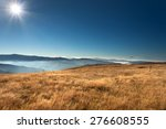 view from the mountain stara...   Shutterstock . vector #276608555