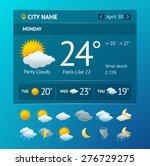 vectot illustration weather