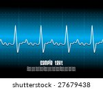 medical abstract background... | Shutterstock .eps vector #27679438