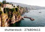 Coast Of Piano Di Sorrento....