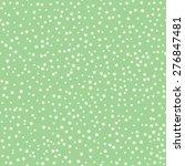 vector seamless pattern wit... | Shutterstock .eps vector #276847481