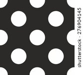 tile vector pattern with big...   Shutterstock .eps vector #276904145