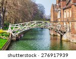 Mathematical Bridge At The...