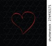 love | Shutterstock .eps vector #276932171