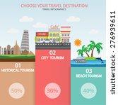 type of travel infographics... | Shutterstock .eps vector #276939611