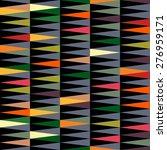vector abstract geometric... | Shutterstock .eps vector #276959171