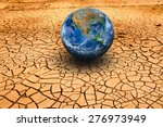 The Earth On Dry Ground....