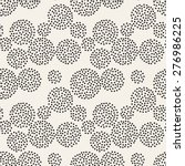 vector seamless pattern with... | Shutterstock .eps vector #276986225