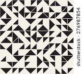 vector seamless pattern. modern ... | Shutterstock .eps vector #276987854