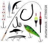 Fishing Rod  Hook 2