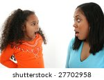 adorable five year old girl in... | Shutterstock . vector #27702958