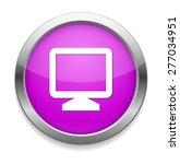 monitor icon   Shutterstock .eps vector #277034951
